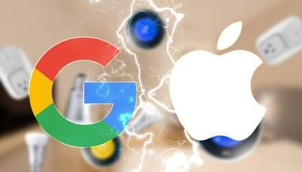 """Скільки Google платить за """"дружбу"""" з Apple: шокуючі цифри"""