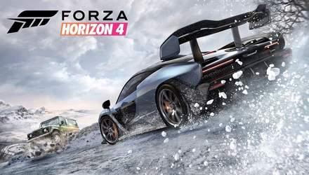 Гра Forza Horizon 4: огляд, трейлер та системні вимоги