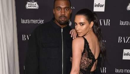 Почему Канье Вест подарил Ким Кардашян миллион долларов
