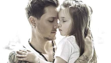 Маленькие рокеры: Женя Галич залюбовал фотографией своих детей