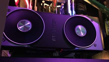 Не тільки для геймерів: новим відеокартам NVIDIA  GeForce RTX загрожує дефіцит через майнерів