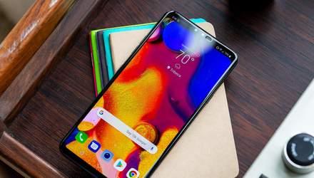 LG представила новий смартфон V40 ThinQ із неймовірними фотоможливостями