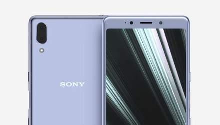 Фото еще одного бюджетного смартфона Sony Xperia L3 опубликовали в сети