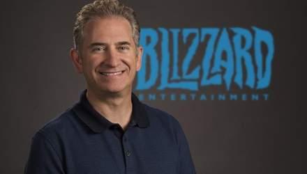 Основатель и бессменный президент студии Blizzard покинул свой пост