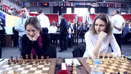 Женская сборная Украины стала серебряным призером на шахматной Олимпиаде