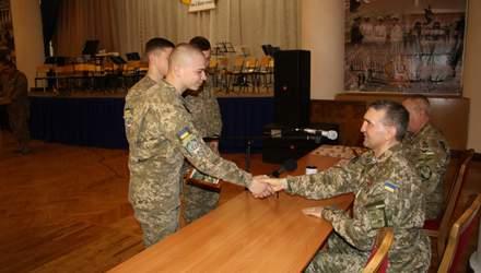 Військовий ліцей імені Богуна: навчання у ньому не покарання, а найвище заохочення