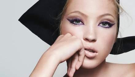 16-річна донька Мосс стала обличчям Marc Jacobs: фото
