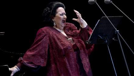 Без Монсеррат Кабальє один рік: найкращі арії легендарної оперної співачки