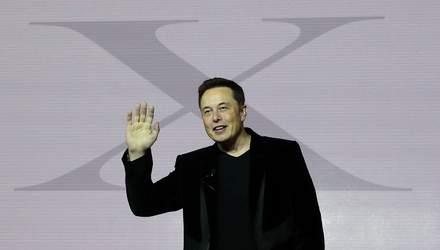Акції Tesla знову обвалились: винен, як завжди, Маск