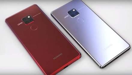 Смартфон Huawei Mate 20 Pro протестували на продуктивність: неймовірний результат