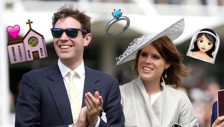 Свадьба принцессы Евгении и Джека Бруксбэнка: что известно о королевской церемонии