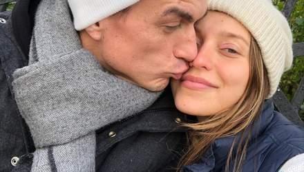 Регіна Тодоренко зворушливо зізналася у коханні своєму нареченому: фото