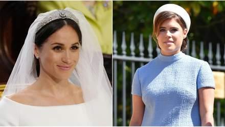 Меган Маркл помогла принцессе Евгении в организации свадьбы