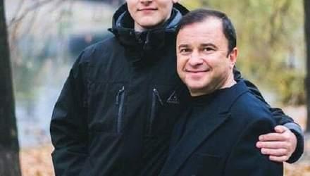 """За тиждень його просто """"скосило"""": Віктор Павлік розповів, як дізнався про хворобу сина"""