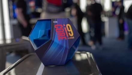 Новий процесор Intel Core i9-9900K в іграх виявився значно потужнішим за рішення від AMD