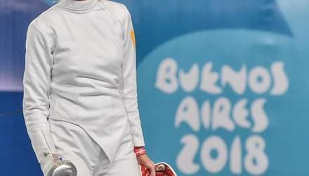 Українка Катерина Чорній виграла другу золоту медаль на юнацьких Олімпійських іграх