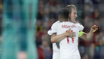 Англія сенсаційно обіграла Іспанію на виїзді: відео голів