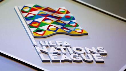 Ліга націй: результати матчів та відео голів 16 жовтня