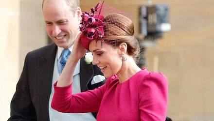 Принц Вільям продемонстрував ніжні почуття до Кейт Міддлтон: фото