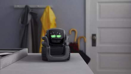 У продаж надійшов домашній робот, що схожий на WALL-E