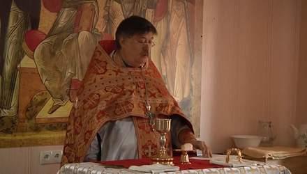 Не витримав тиску: історія про священика, який сміливо покинув Московський патріархат