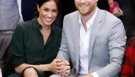 Меган Маркл і принц Гаррі прилетіли в Австралію: перші фото і відео