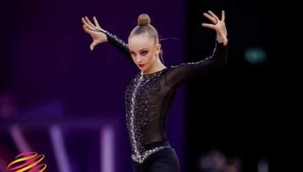 Українські гімнастки вибороли 5 медалей на гран-прі в Чехії