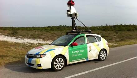 Чоловік дізнався про зраду дружини за допомогою Google Street View