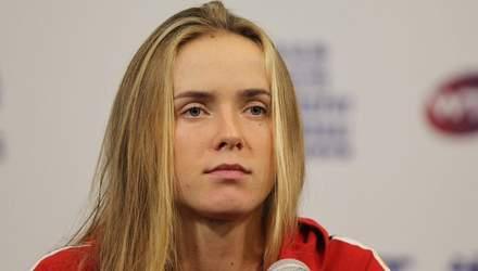 Світоліна зберегла сьоме місце в Чемпіонській гонці WTA, але ризикує його втратити