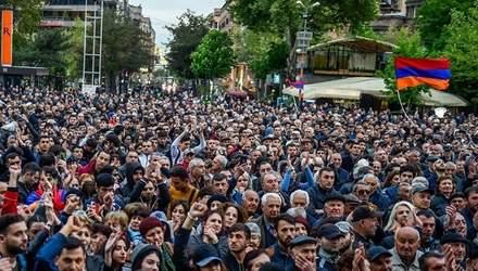 Що змінилось у Вірменії після Оксамитової революції