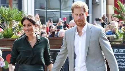 Який офіційний титул отримає дитина принца Гаррі і Меган Маркл