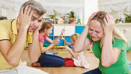 Когда родители чаще всего испытывают стресс