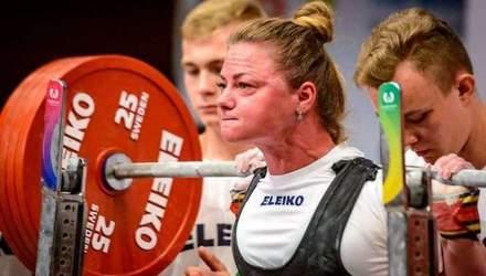 Украинка Мельник установила впечатляющий рекорд мира в тяжелой атлетике