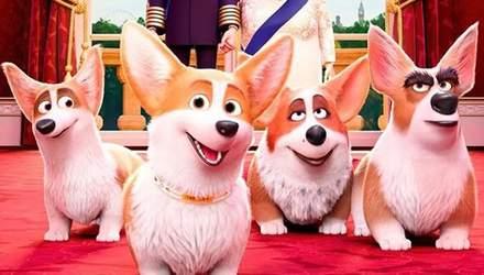 """""""Королівський коргі"""": з'явився кумедний тизер мультфільму про собаку Єлизавети ІІ"""