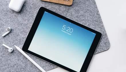 Apple та Adobe  працюють над революційним iPad Pro