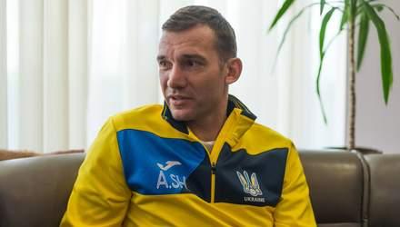 Что сказал Шевченко в раздевалке после матча Украина – Чехия: эмоциональное видео