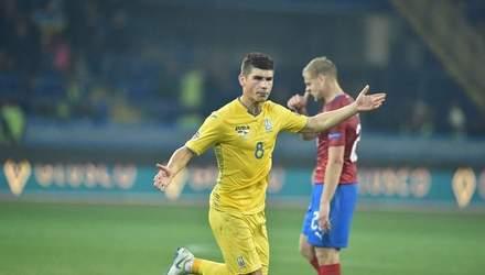 Ліга націй: стало відомо, скільки заробить Україна за перше місце в групі
