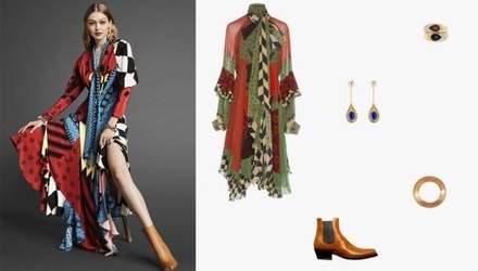 Одягаємось як Джіджі Хадід: образи в стилі Дикого Заходу у новому фотосеті
