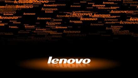 Lenovo створить ще й гнучкий  планшет