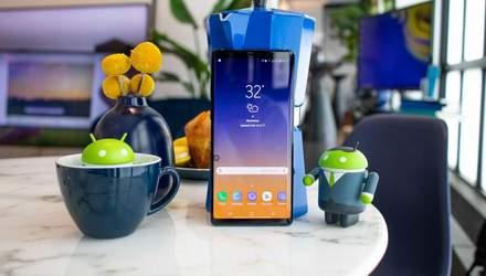 Топовая версия Samsung Galaxy Note9 с рекордным количеством памяти таки появится в Украине: цена
