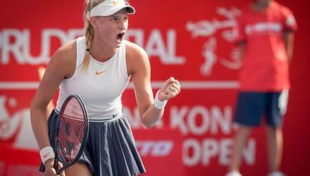 Хто така Даяна Ястремська: історія 18-річної зірки українського тенісу