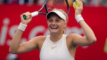 Ястремська вневнено вийшла у півфінал турніру у Люксембурзі, обігравши росіянку