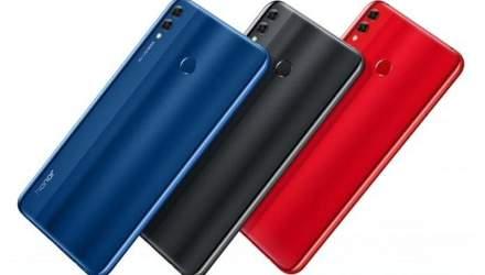 Смартфон Honor 8X з підтримкою NFC надійшов у продаж в Україні: характеристики і ціна