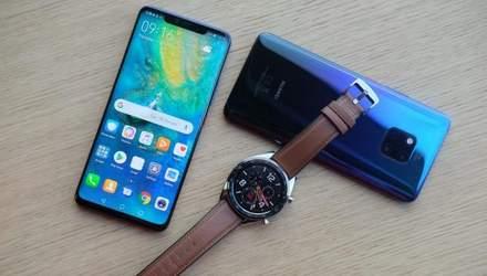 Самая лучшая камера на рынке: Huawei Mate 20 Pro сравнили с новинками Apple и Samsung