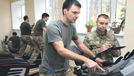 Как НАТО помогает украинским бойцам вернуться к мирной жизни