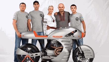 Ярослав Лутицький і команда ICM – українці, що творять мотодива