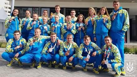 Юные олимпийцы встретились с украинской общиной в Аргентине