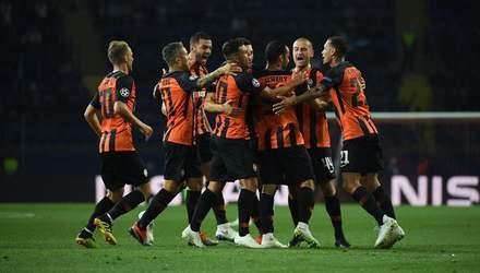 Шахтар – Манчестер Сіті: анонс матчу Ліги чемпіонів