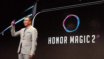 Топовые характеристики смартфона Honor Magic 2 официально подтвердили