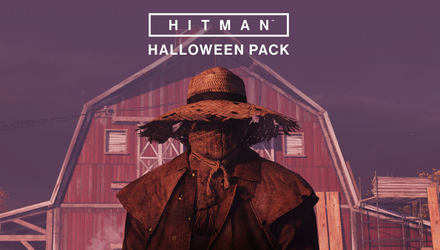 Розробники дозволять безкоштовно пограти в гру Hitman Halloween Pack
